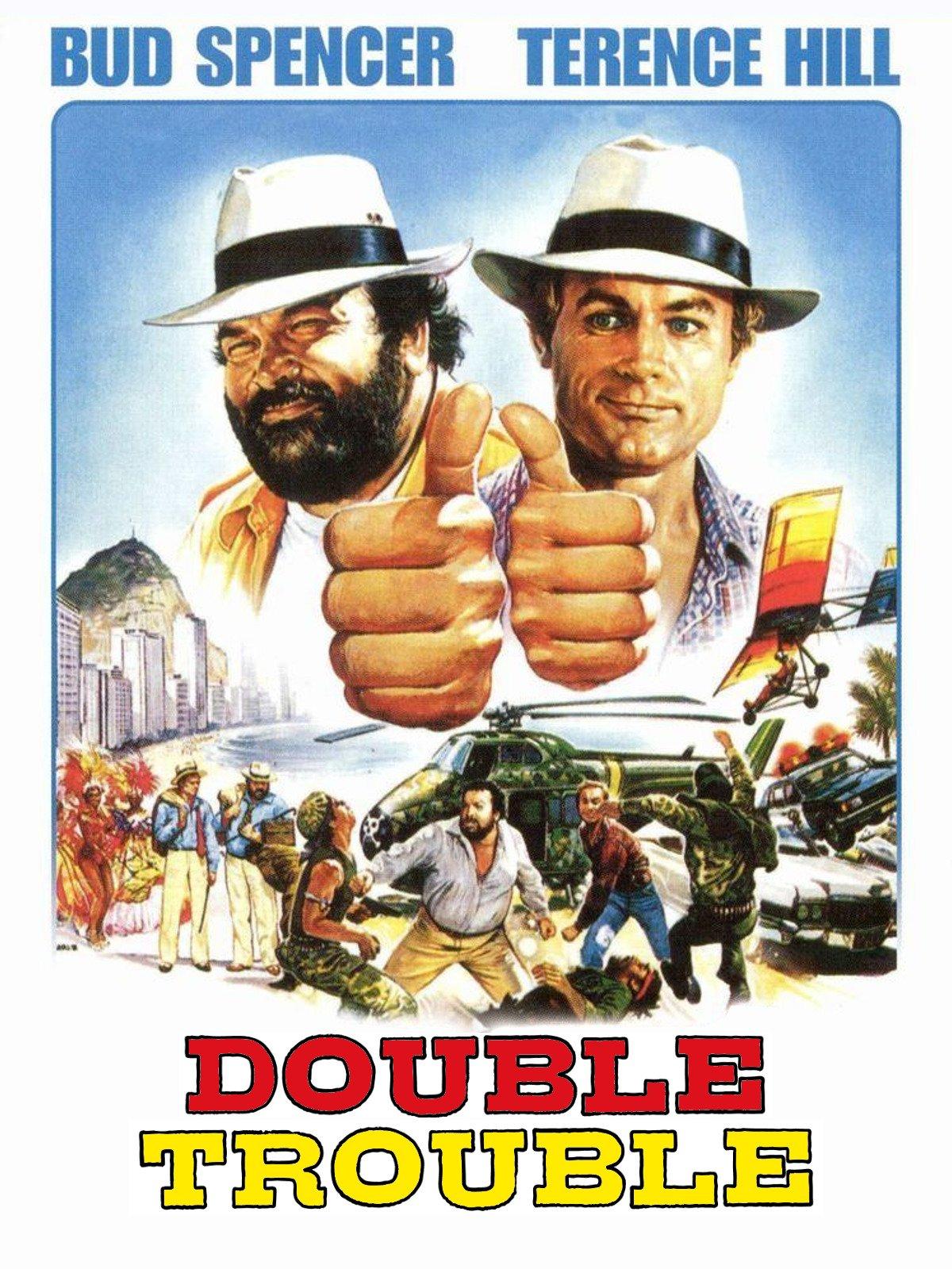 Double Trouble on Amazon Prime Instant Video UK