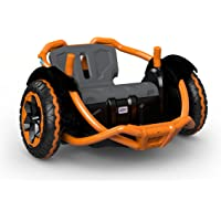Power Wheels Wild Thing 12 Volt Battery Powered Ride On Vehicle (Orange)