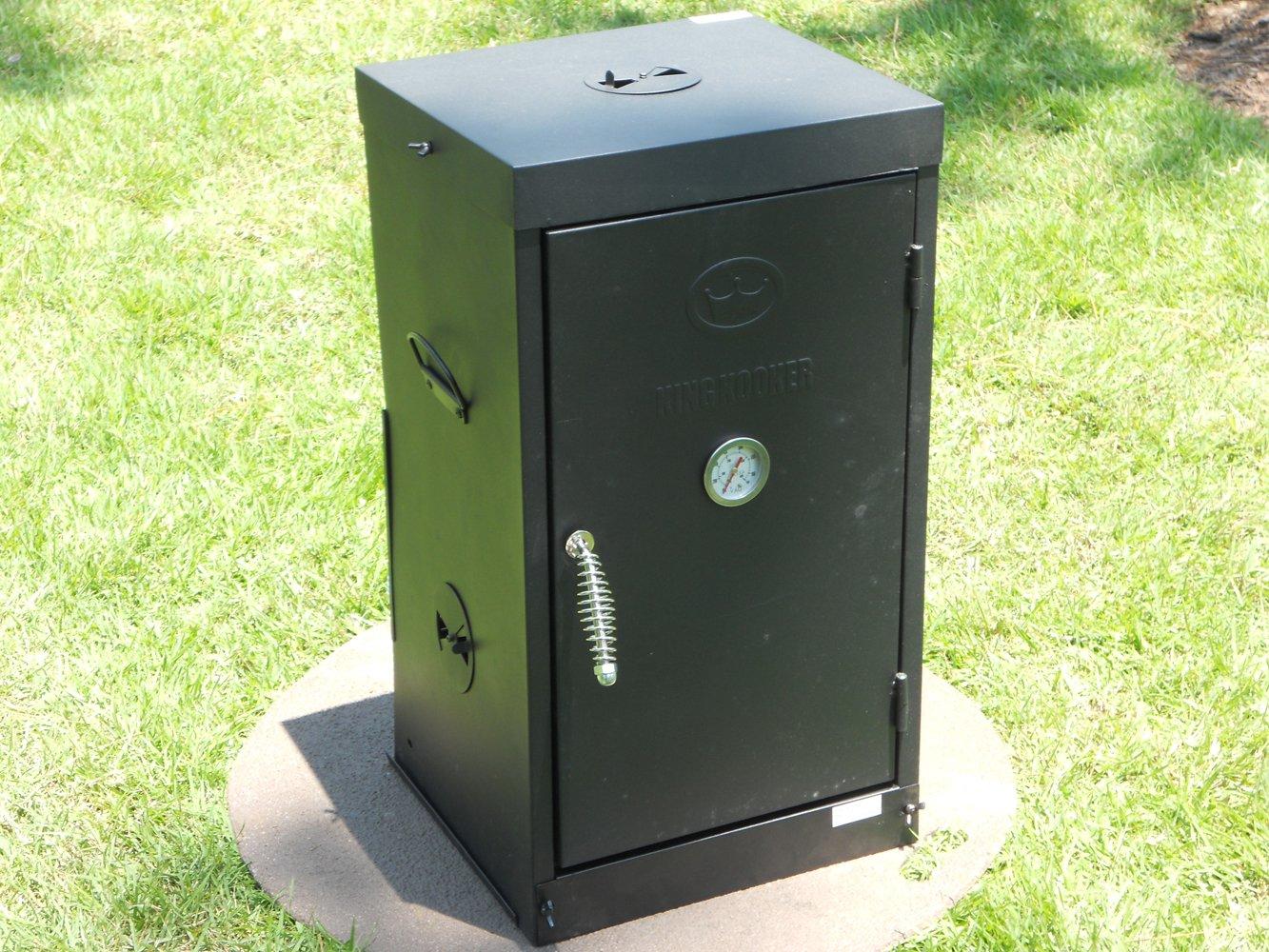 King Kooker 2607 Outdoor Chef's Smoker/Oven/Stove