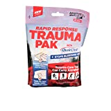 Adventure Medical Kits Rapid Response Trauma Pack With QuikClot Sponge (4-Pack)