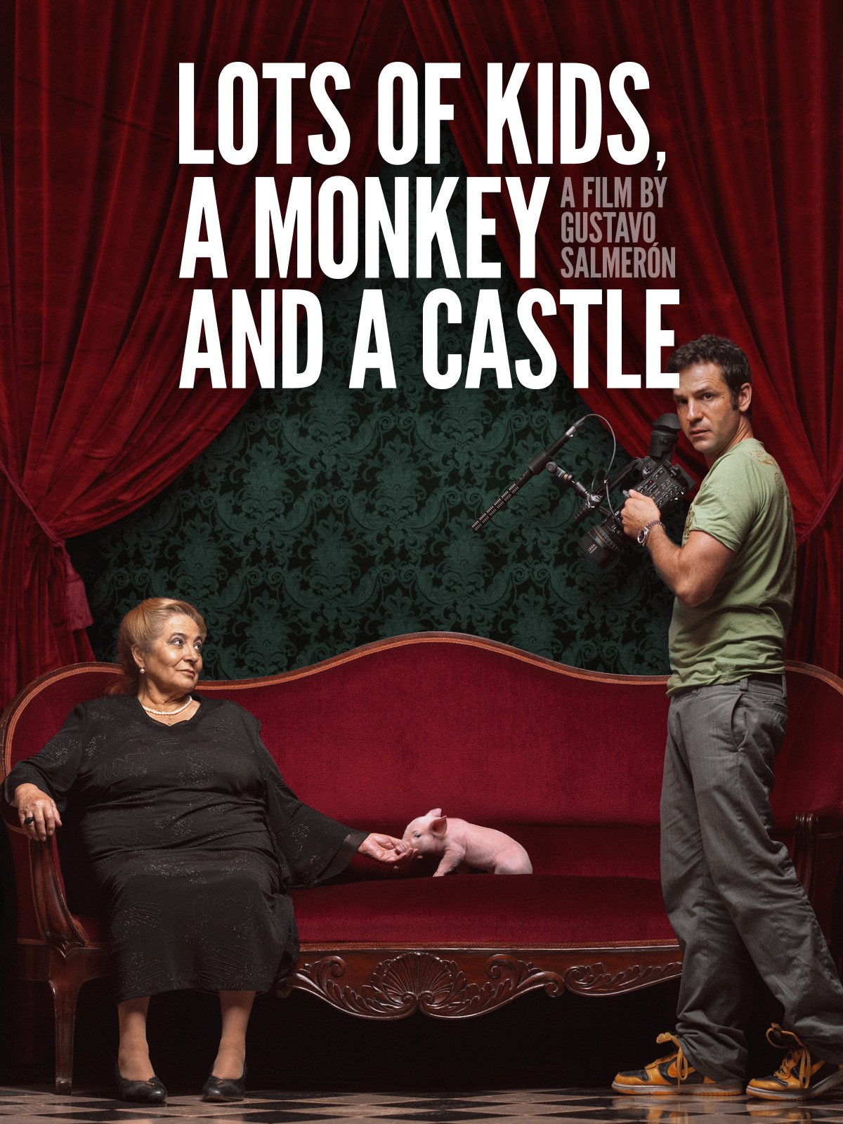 Lots of Kids, A Monkey and a Castle on Amazon Prime Video UK