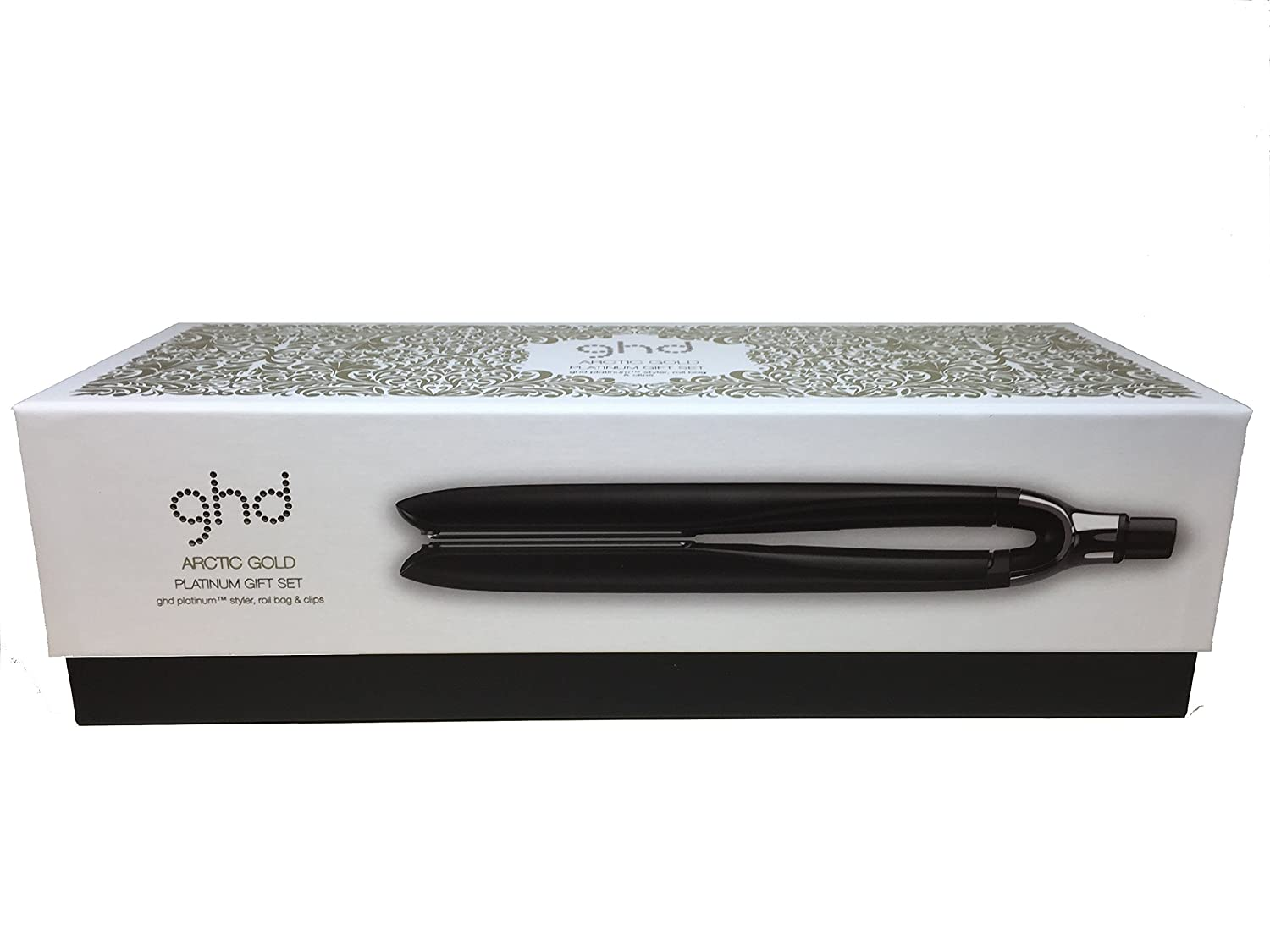 Ghd platinum black styling gift set