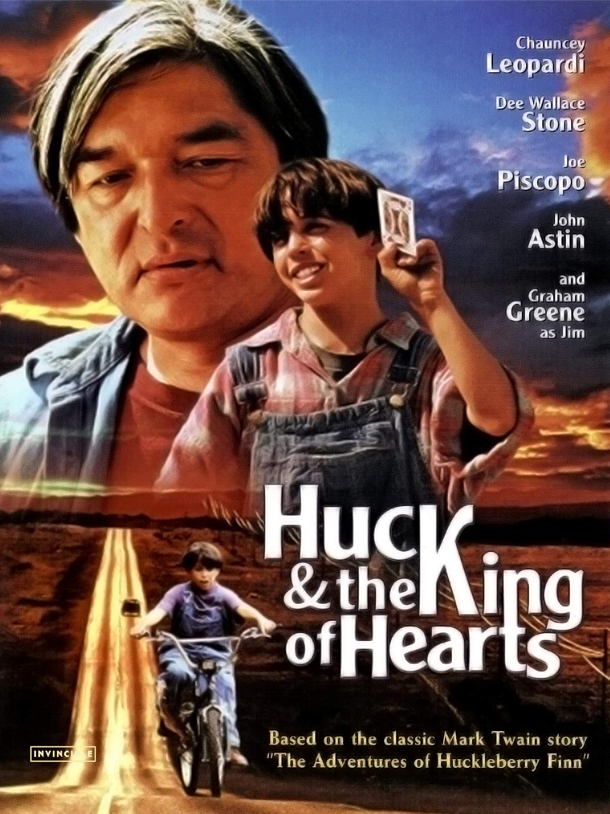 Huck & the King of Hearts on Amazon Prime Video UK