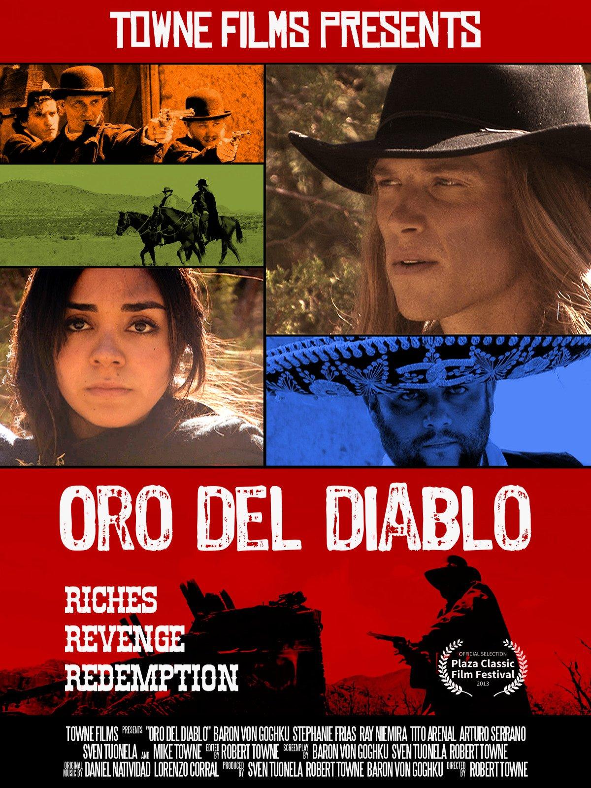 Oro del Diablo on Amazon Prime Instant Video UK
