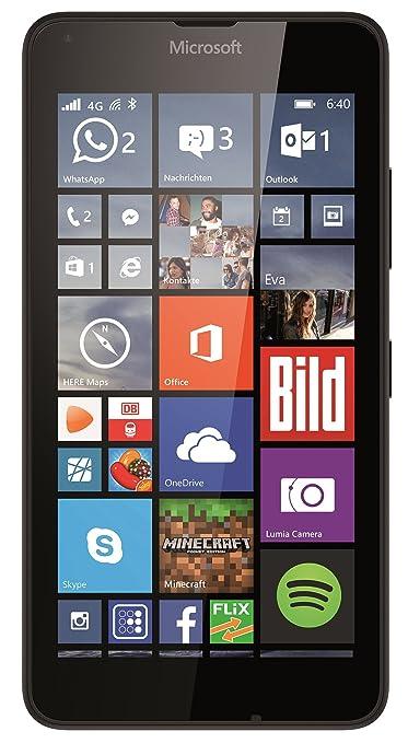 Nokia Lumia 640 Smartphone débloqué Noir (import Allemagne)