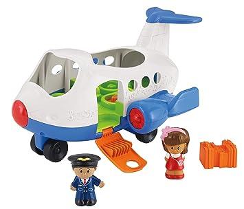 Fisher-Price - Little People - Lil' les déménageurs Avion