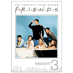 Friends: Season 3 (25th Anniversary - DVD)