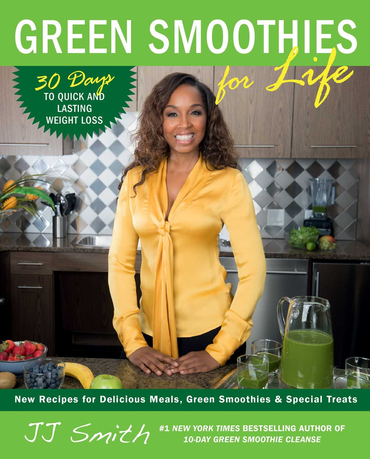 Buy Green Smoothies For Life Now!