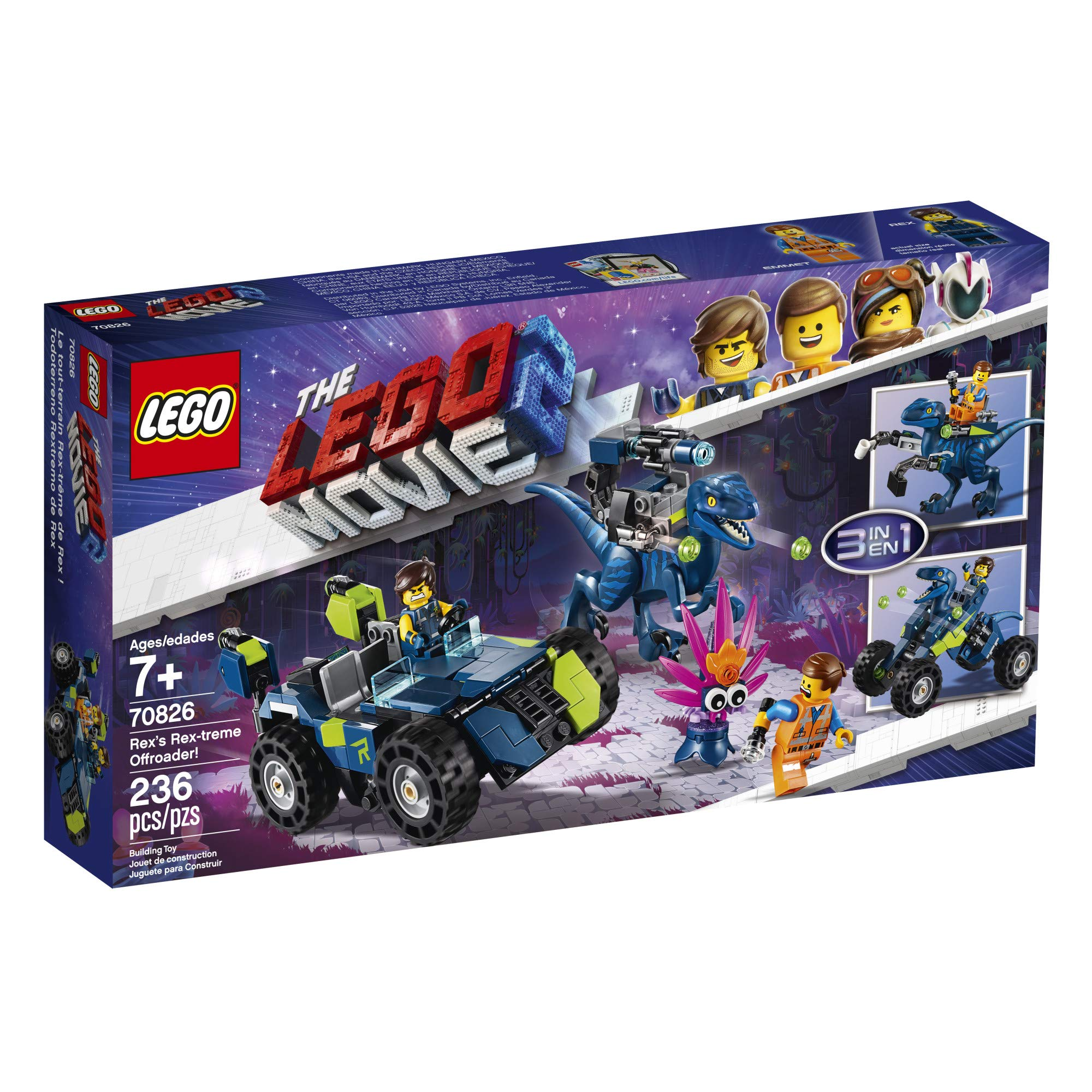 Check Out Lego Movie Dinosaur CarProducts On Amazon!