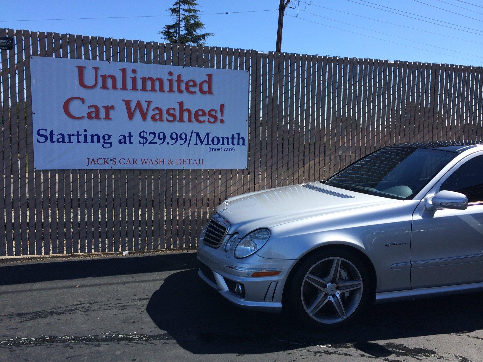 Hand Car Wash San Mateo Ca