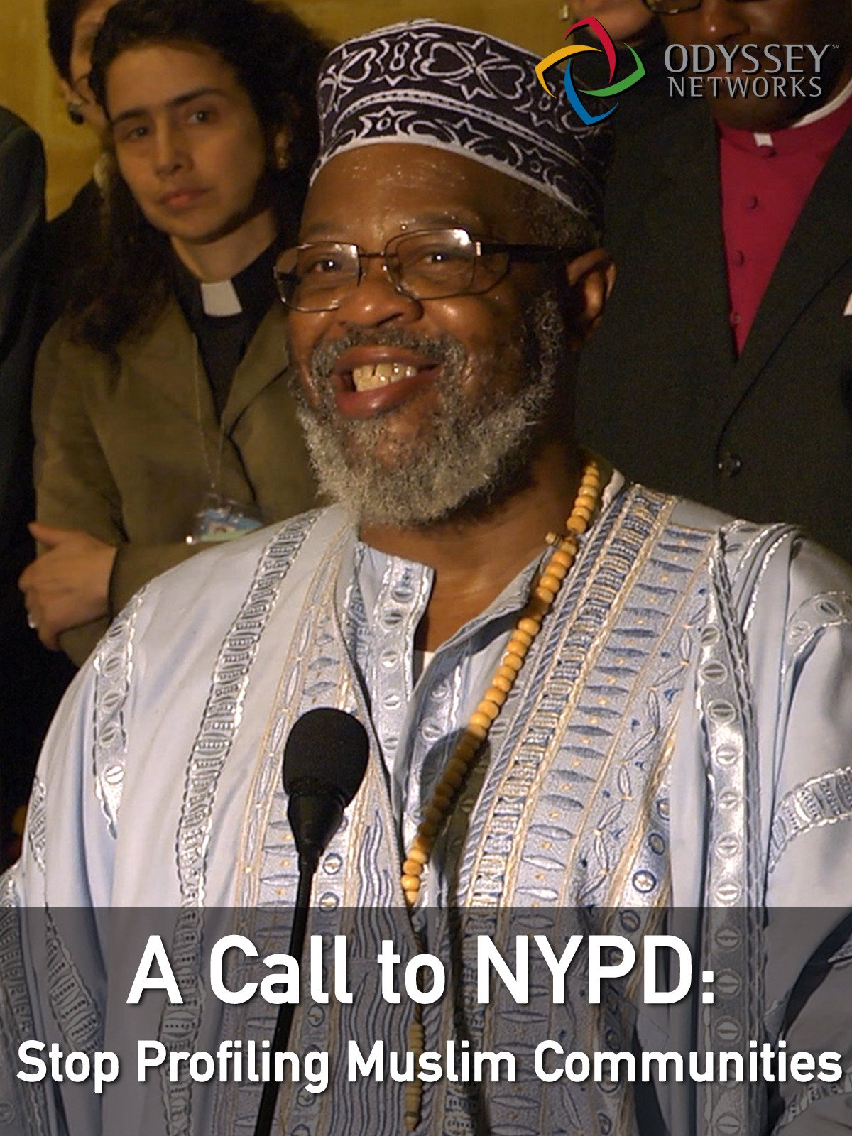 Clip: A Call to NYPD: Stop Profiling Muslim Communities