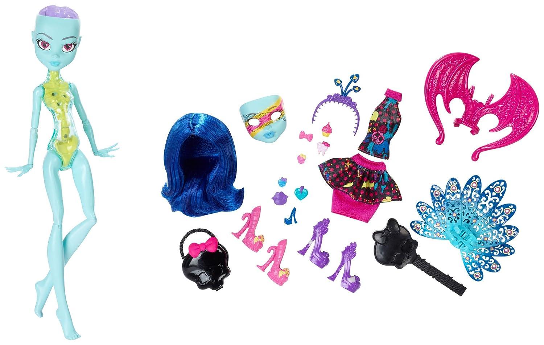 Monster High Inner Monster Spooky Sweet n Frightfully Fierce Doll