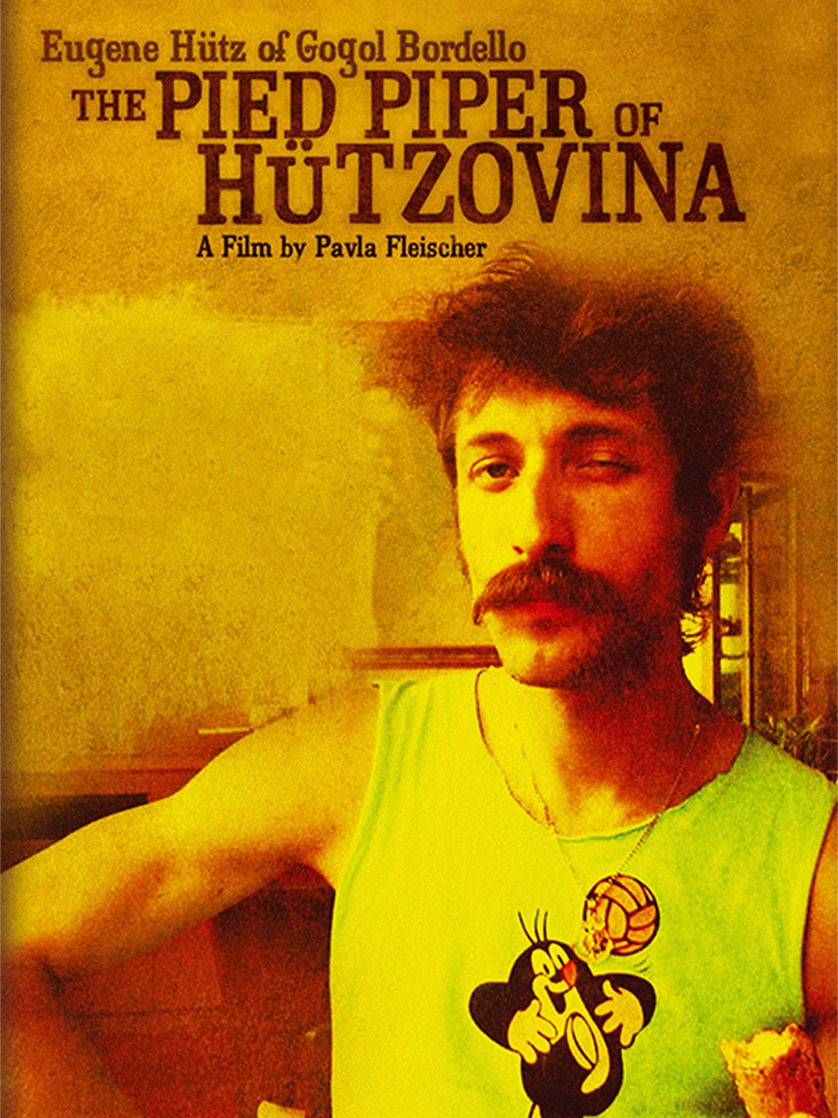 Eugene Hutz of Gogol Bordello - The Pied Piper of Hutzovina