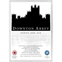 Downton Abbey : The Complete Collection on DVD