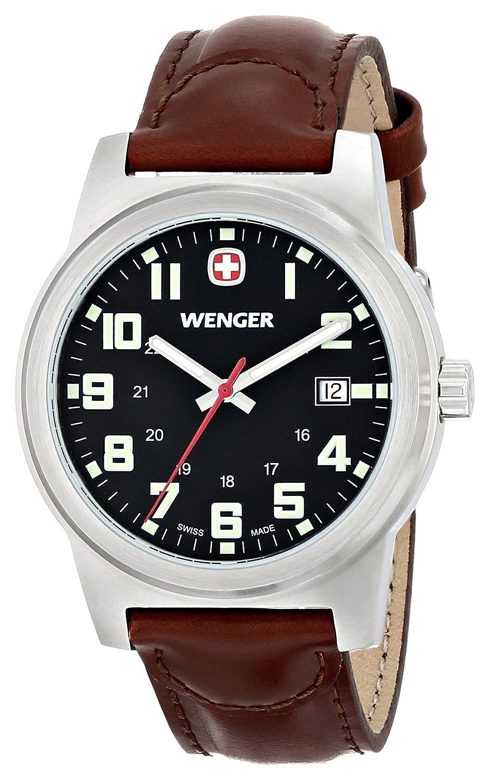 (抢)  瑞士造 威戈 Wenger 男 瑞士军刀+手表套装 Knife Combo Watch Set.99
