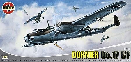Airfix - A04014 - Construction et Maquettes - Bâtiment - Dornier Do-17 E/F