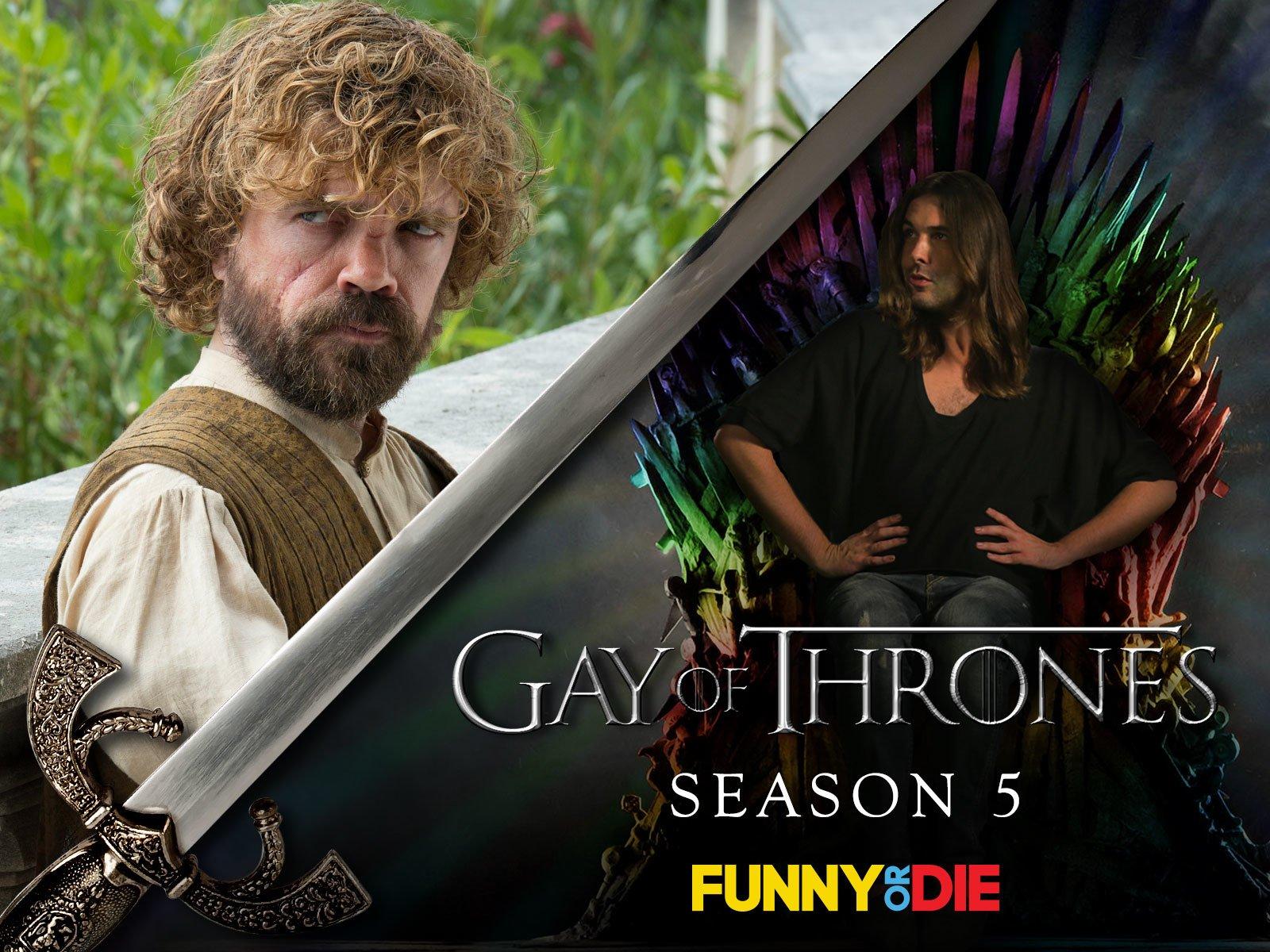 Gay Of Thrones - Season 5