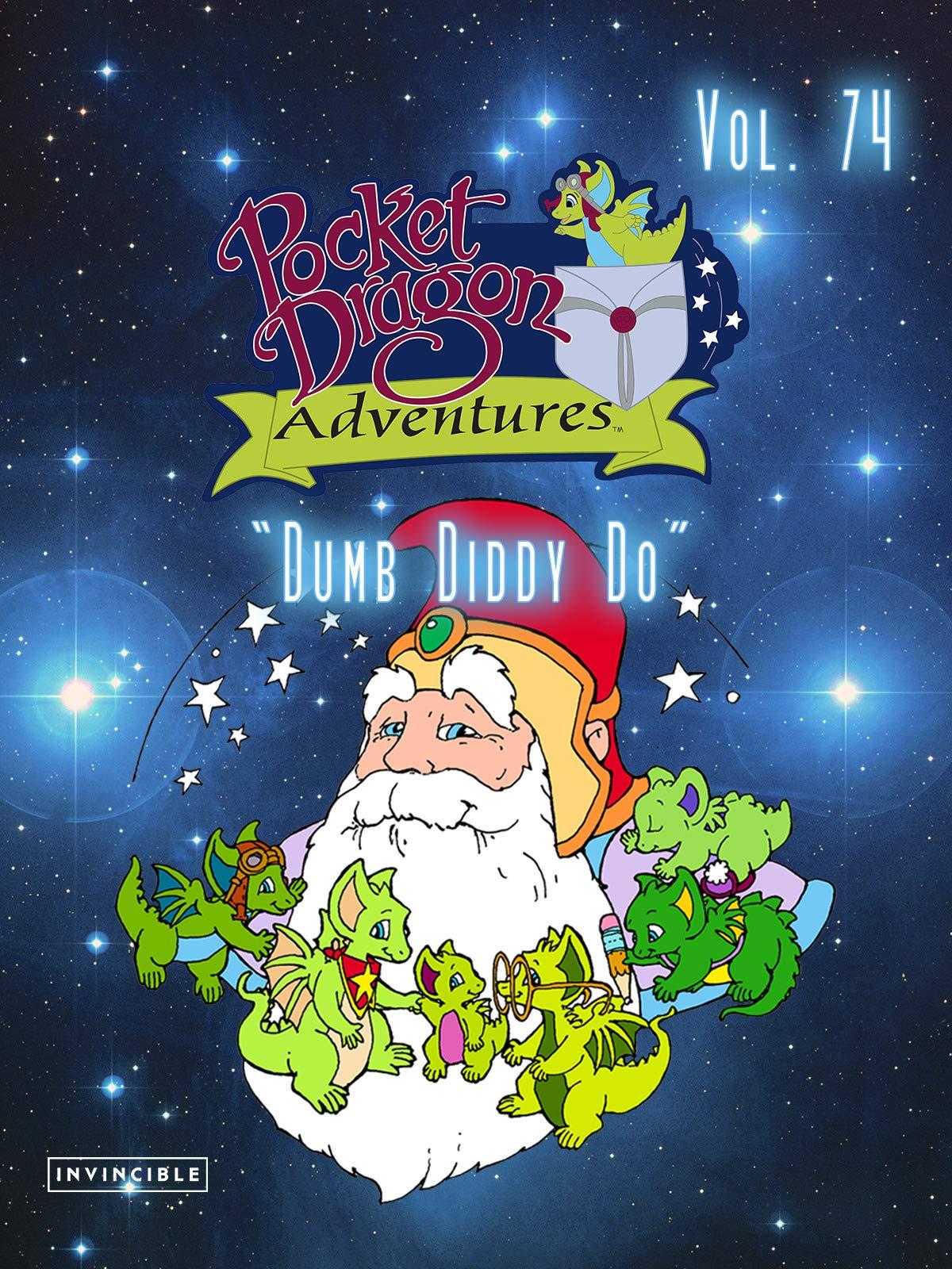 Pocket Dragon Adventures Vol. 74Dumb Diddy Do
