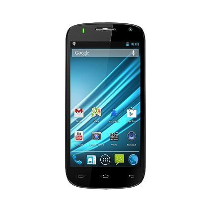Logicom S450 Smartphone Wi-Fi Android 4.2.2 Jelly Bean 4 Go Noir