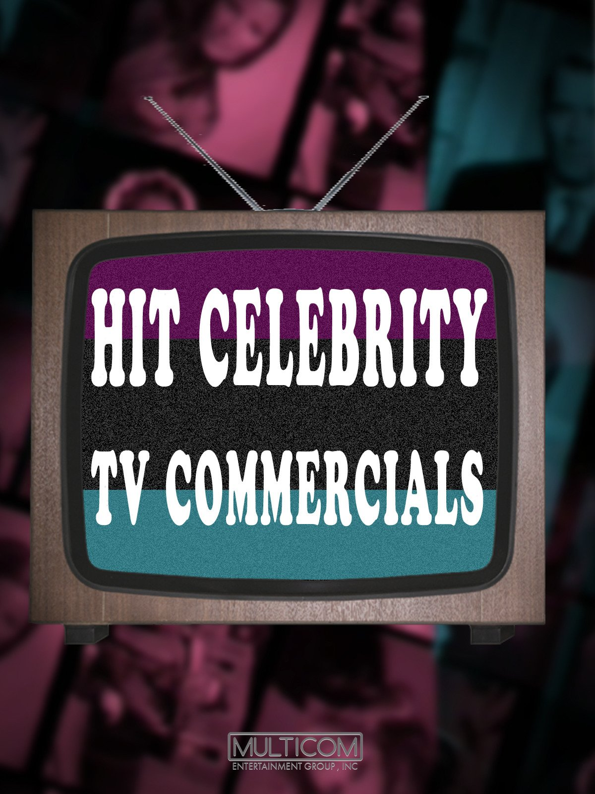 Hit Celebrity TV Commercials on Amazon Prime Video UK