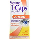 ICaps AREDS Formula Dietary Supplement Coated Tablets, 120 Count Bottle (Packaging May Vary) (Tamaño: 1)