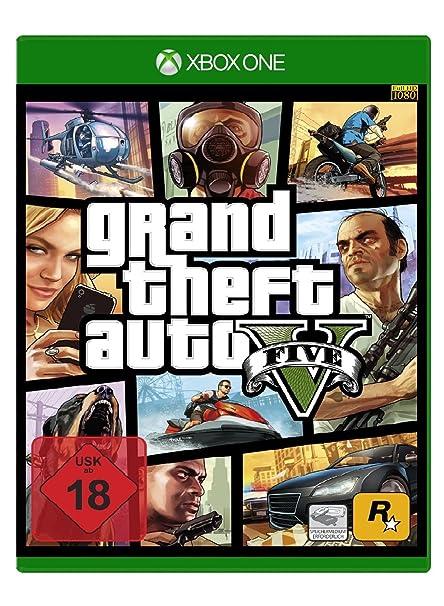 Xbox One Box Art Amazon Germany List GT...