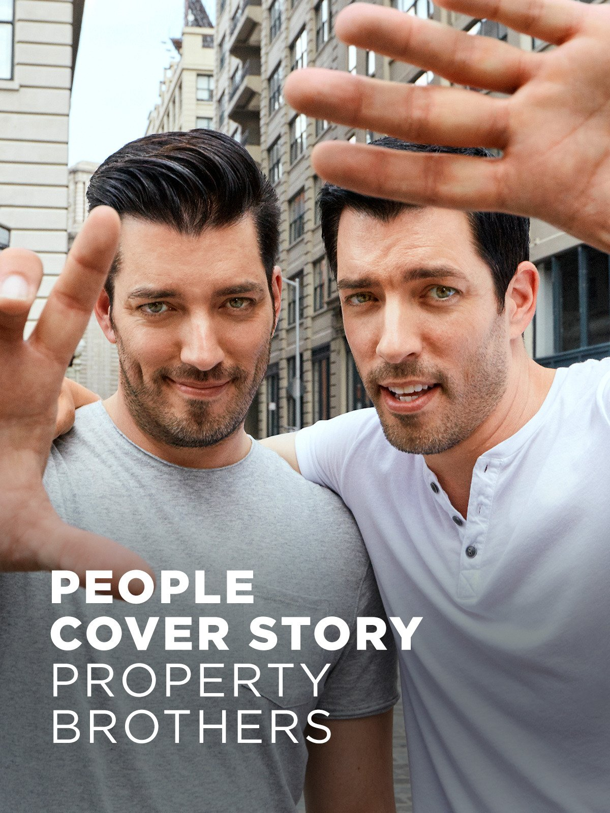 People Cover Story: Property Brothers