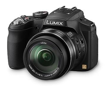 Panasonic Lumix FZ200 Bridge Appareil photo - noir (12MP, 24x optique Zoom)