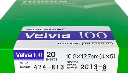 Velvia 100 4x5 Rvp 100 Velvia 4x5 Film 10