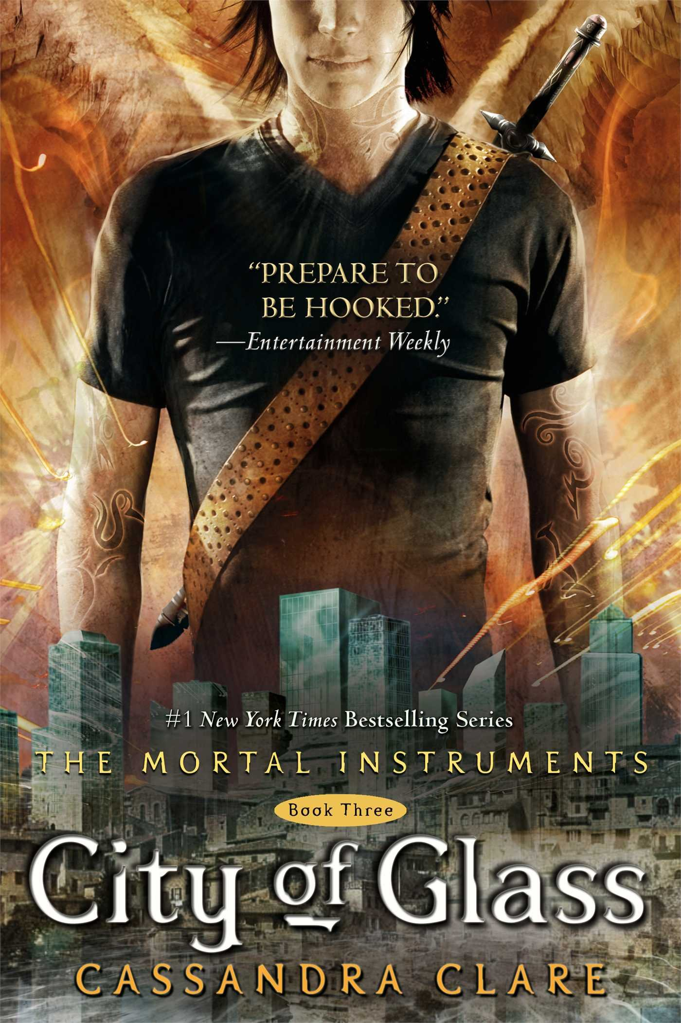 City of Glass (The Mortal Instruments, Book 3)  - Cassandra Clare