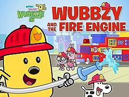 Wow! Wow! Wubbzy!: Wubbzy and the Fire Engine, Volume 6 [HD]