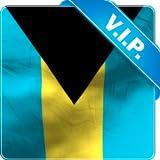 Bandera de Bahamas live wallpaper