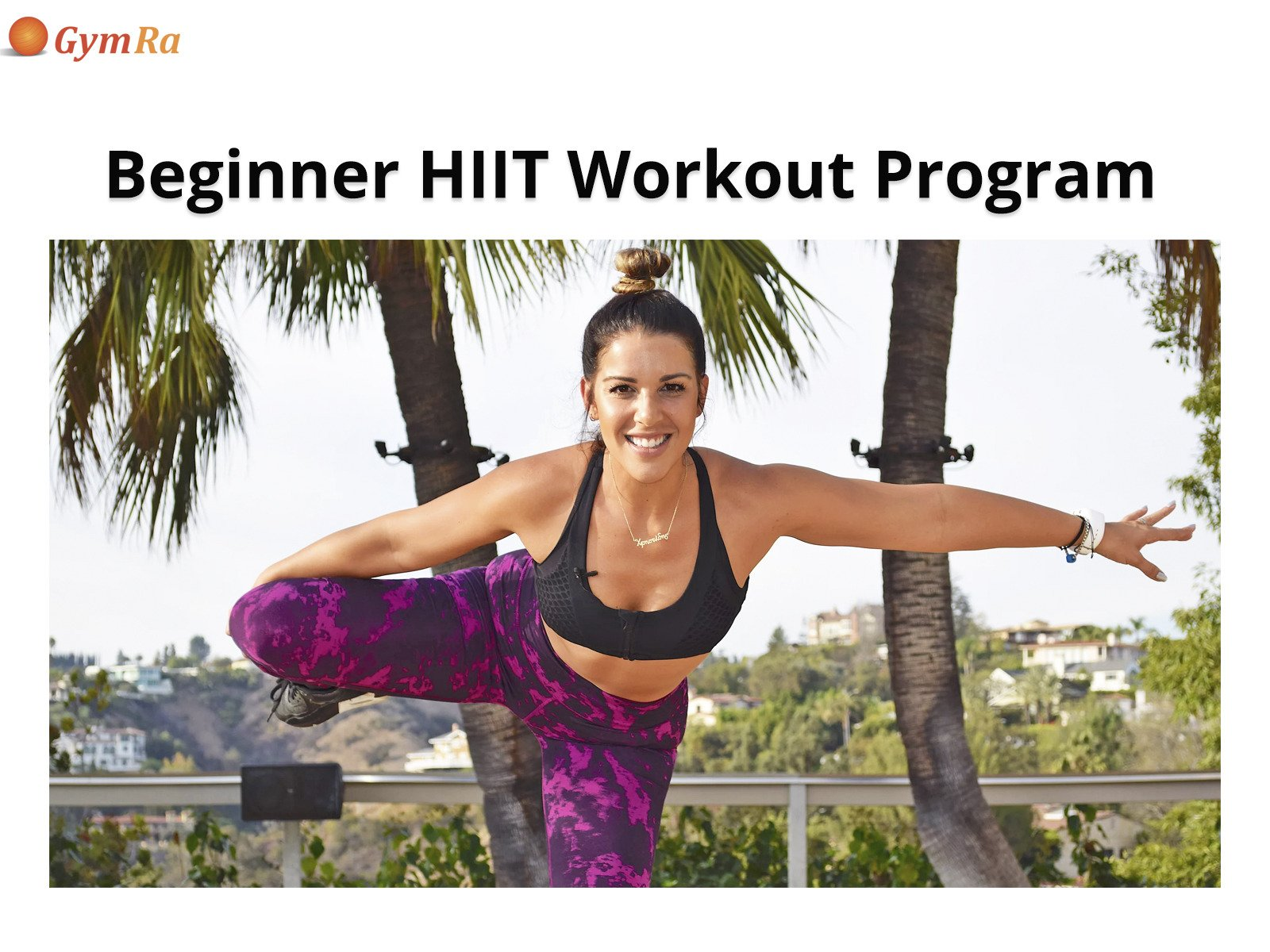 Beginner HIIT Workout Program - Season 1