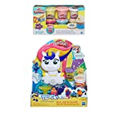 PD Play Doh Tootie Ice Cream Set + Play Doh Confetti Compound