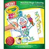 Crayola Color Wonder, Mess Free Coloring Pad, Refill Paper, 30 Blank Pages (Color: 1-pack, Tamaño: 30 Pages)