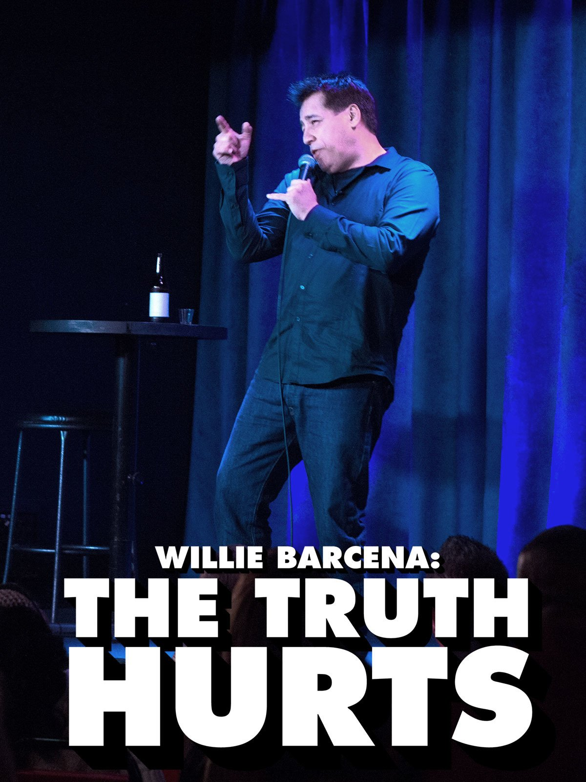 Willie Barcena: The Truth Hurts on Amazon Prime Instant Video UK