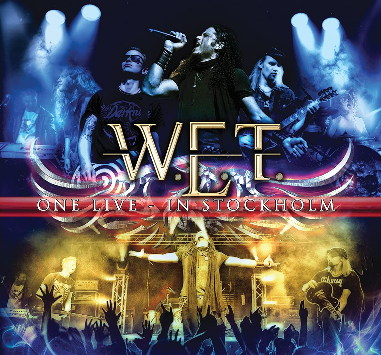 W.E.T - One Live - In Stockholm (2CD/DVD) 81V9PWdCTGL._SL1500_