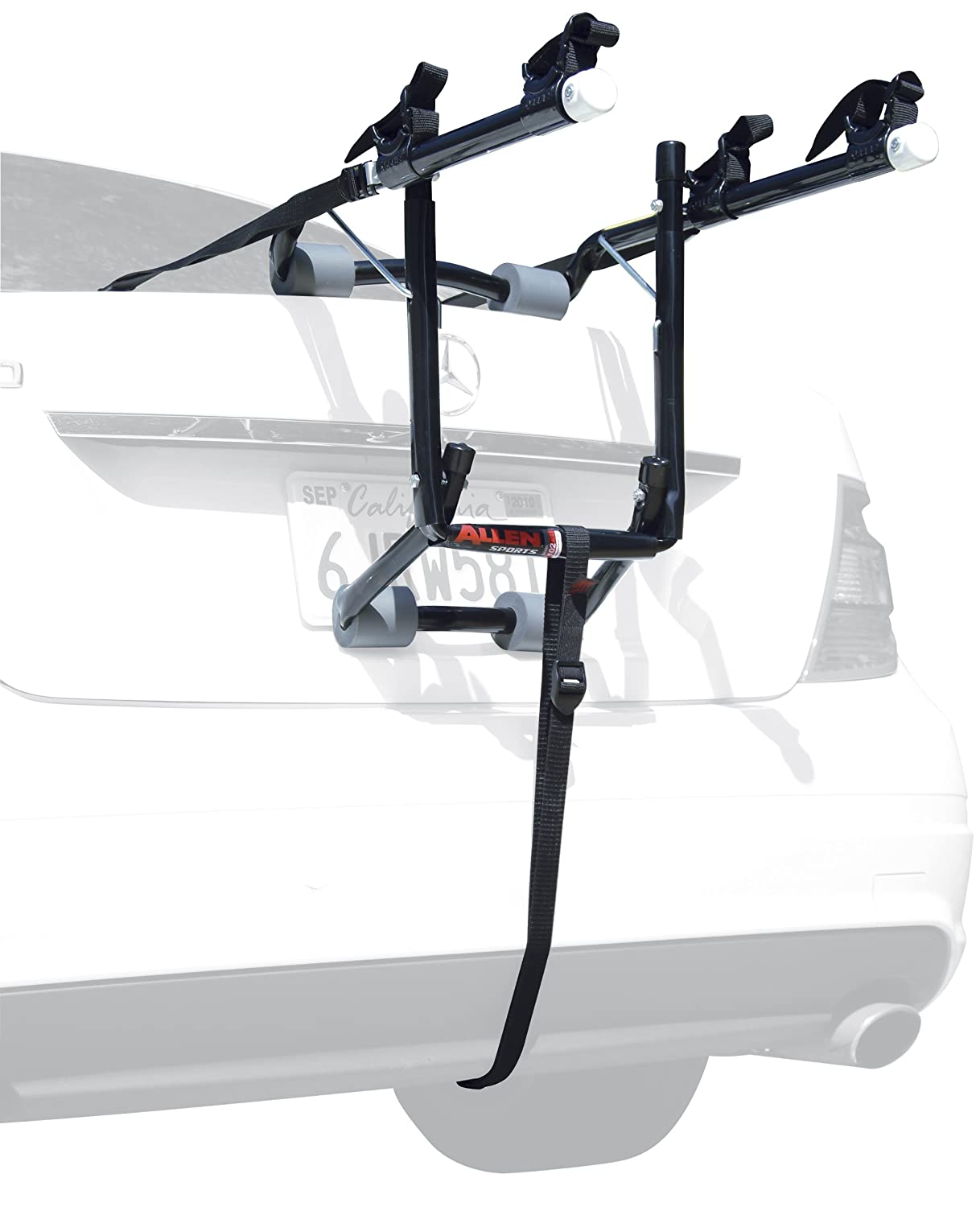 Bike Racks For Trucks Walmart Bike Trunk Mount Rack
