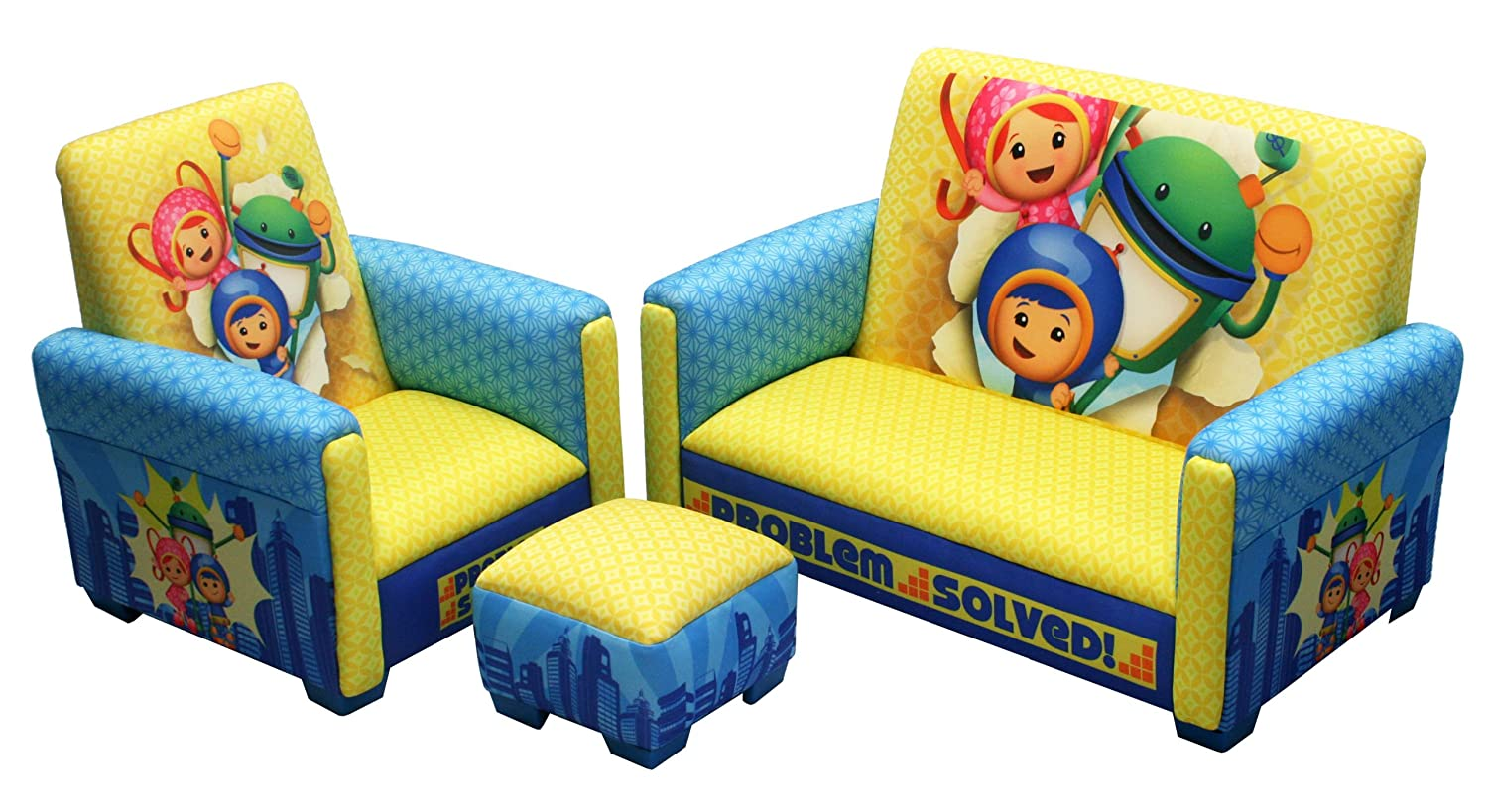Team Umizoomi Furniture
