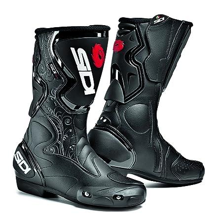 Sidi 000MVFUSIONLE nENE bottes de moto noir