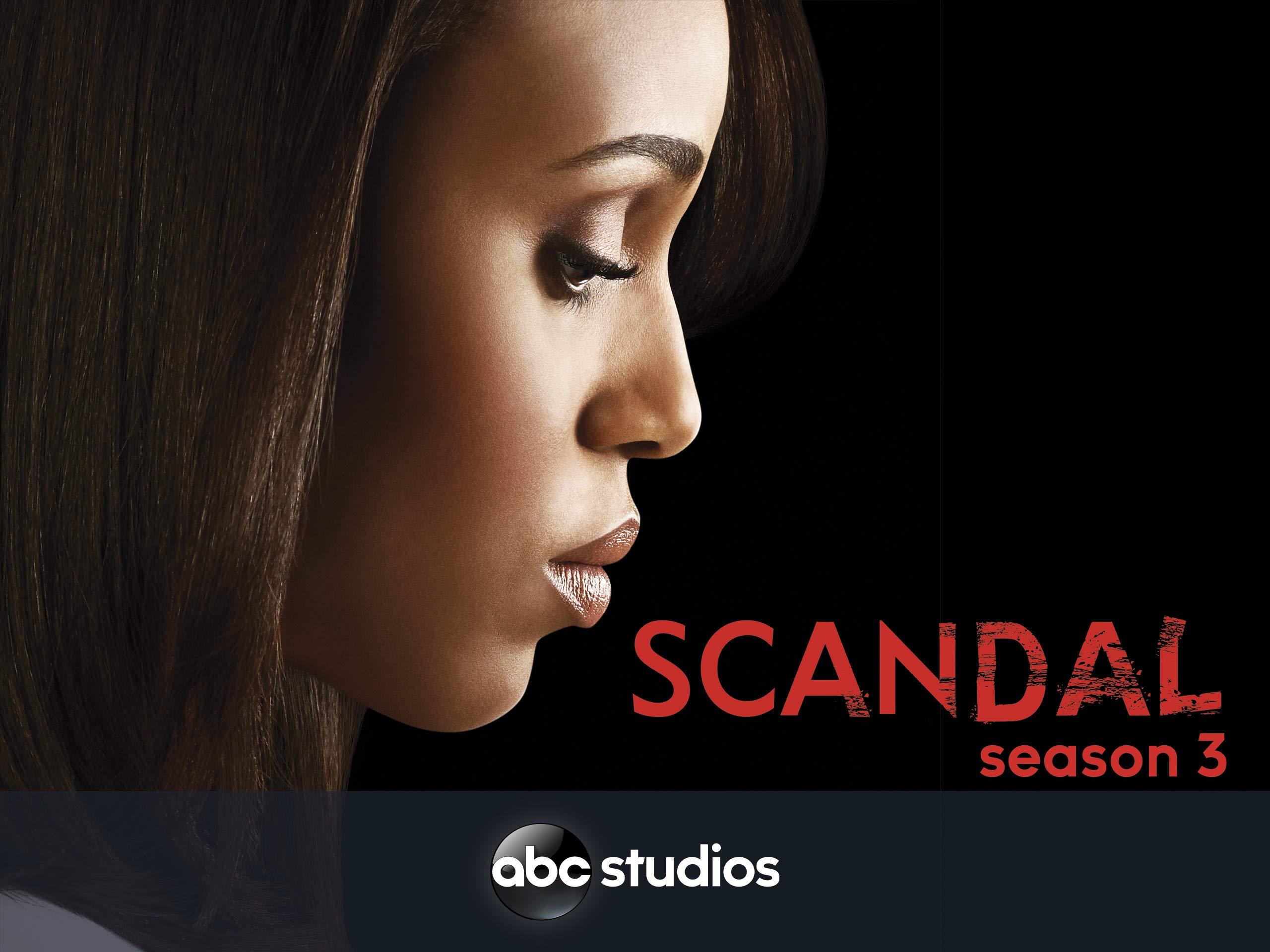 Scandal on Amazon Prime Video UK