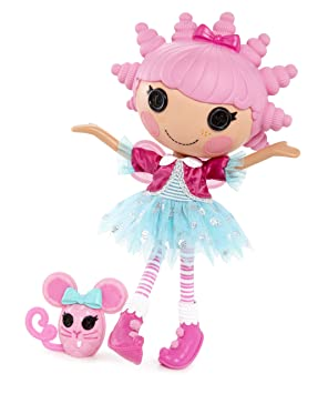 Lalaloopsy - Smile E. Wishes - Poupée 33 cm (Import Royaume-Uni)