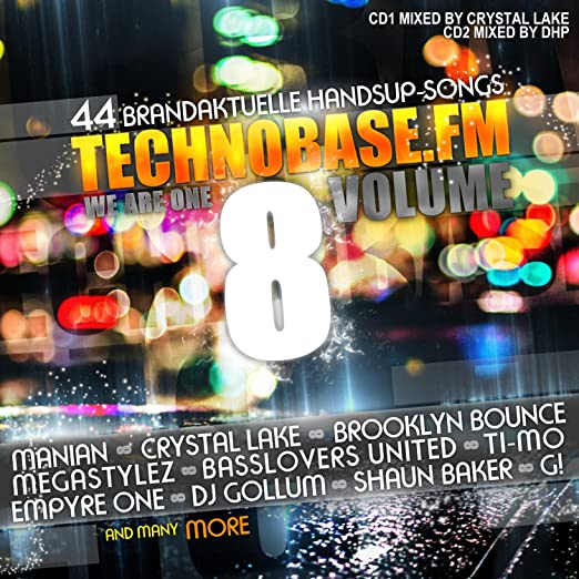 Various Artists-Technobase.FM Vol. 8