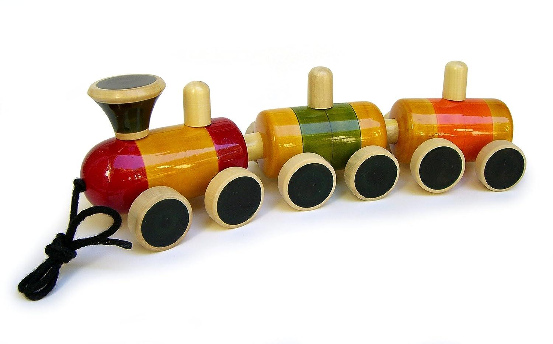 Earthentree Organic Pom Pom Train Toy