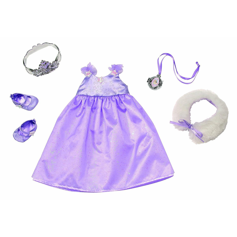 zapf creation 805367 baby born traumprinzessin set ebay. Black Bedroom Furniture Sets. Home Design Ideas