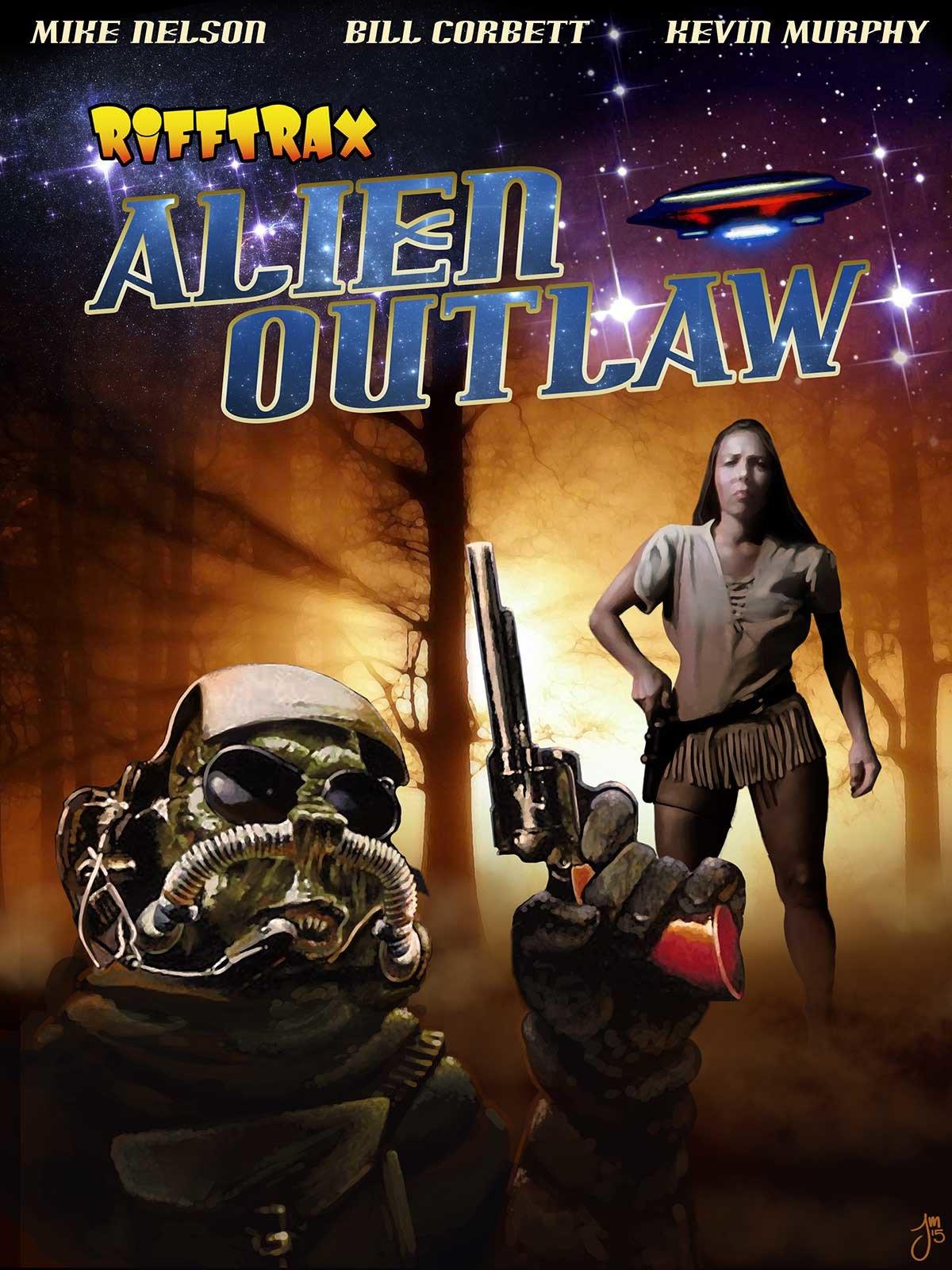 RiffTrax: Alien Outlaw