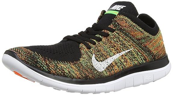 Nike Men 27s Free 4.0 Flyknit Running Shoe Nikes Discount Review