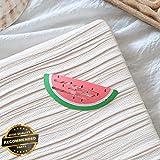 Gatton Premium New 2Pcs Flamingo Fruit Hair Clip Snaps Hairpin Barrettes For Kids Girl Baby | Style HRCL-M182013071 (Color: Flamingo)