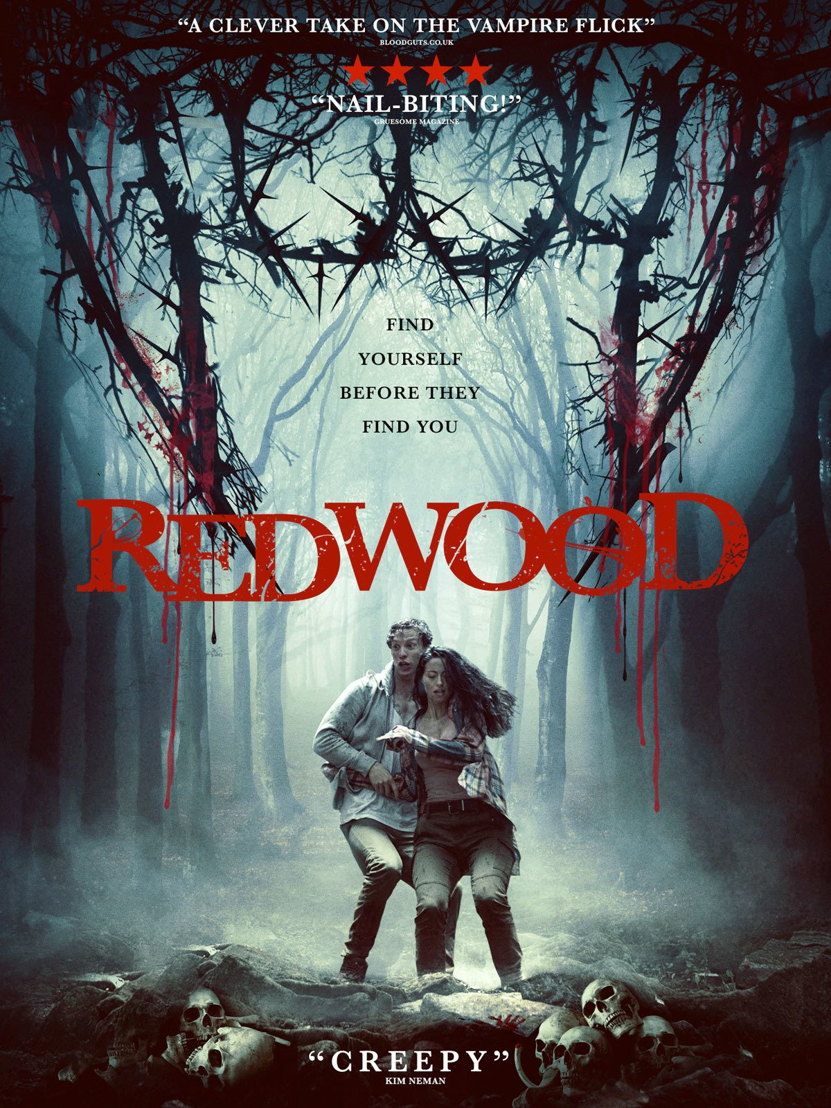Redwood on Amazon Prime Instant Video UK