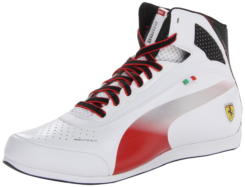 b76c6cb9fff low price puma ferrari mid ankle shoes 301e1 abb22